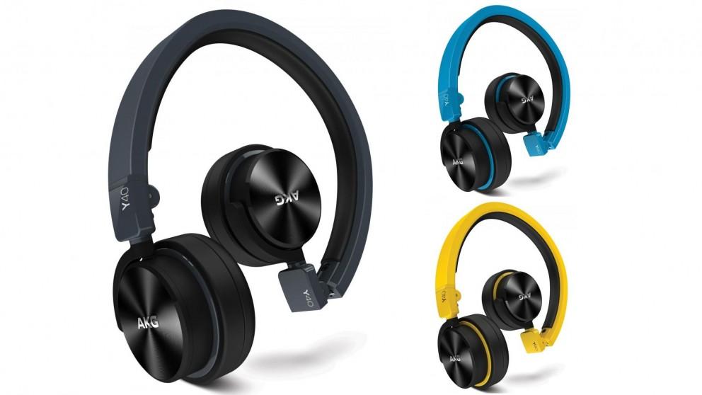 AKG Y40 On-Ear Headphones