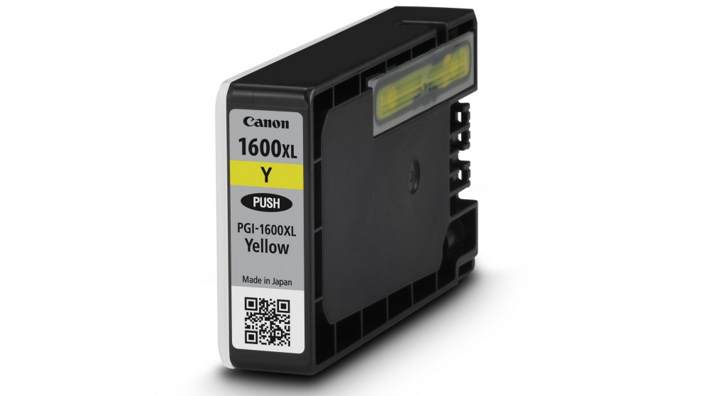 Canon PGI-1600XL Yellow Ink