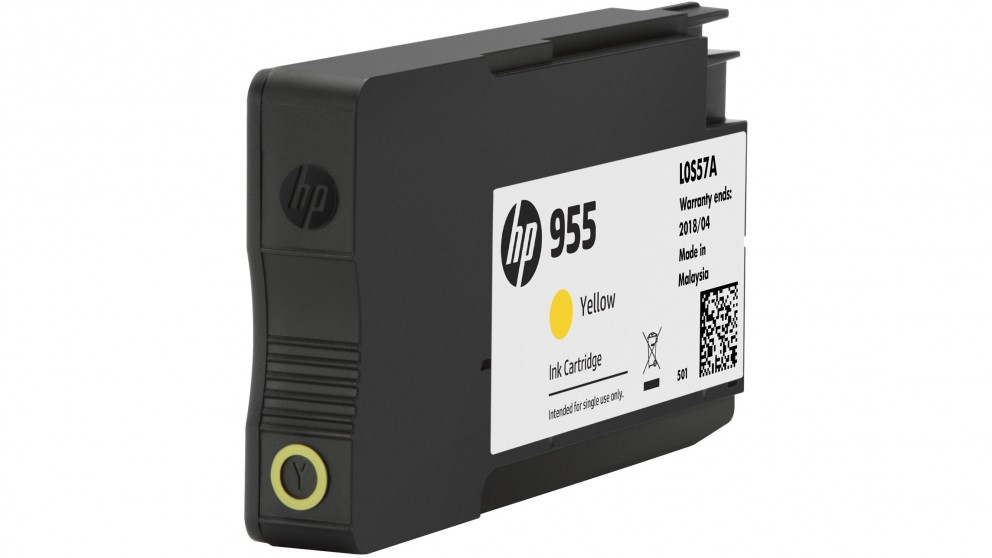 HP 955 Ink Cartridge - Yellow