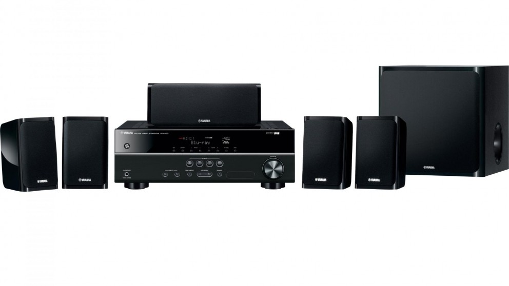 Yamaha 5.1-Channel Home Theatre Systems