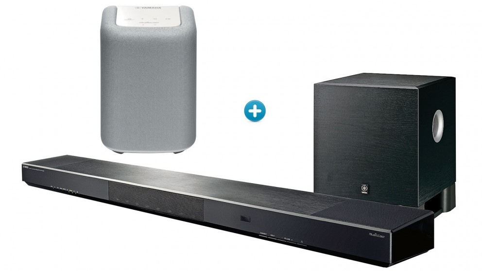 Home Theatre Systems, Wireless Speakers & Surround Sound | Harvey Norman