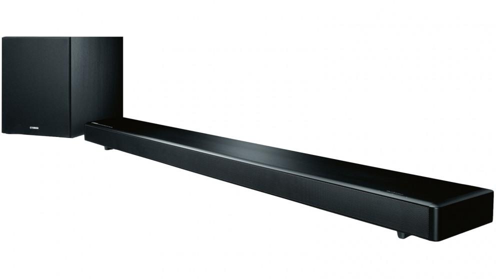 Buy yamaha ysp 2700 surround sound bar harvey norman au for Best buy yamaha sound bar