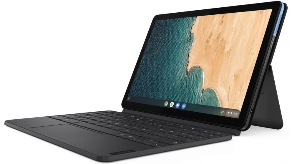 Lenovo Chromebook Duet 10.1-inch Helio P60T/4GB/128GB 2-in-1 Laptop