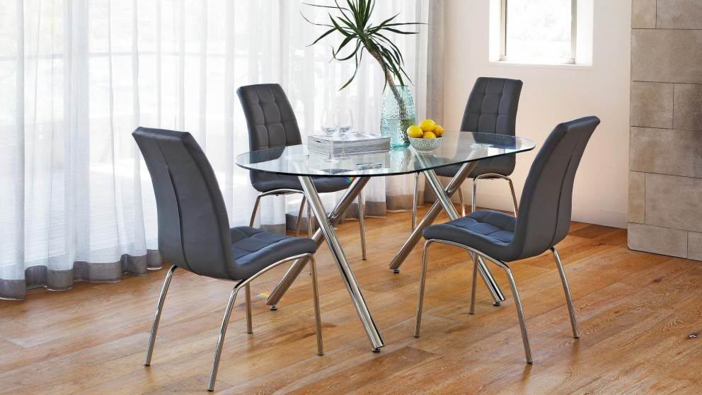 Buy Zac 5 Piece Dining Suite