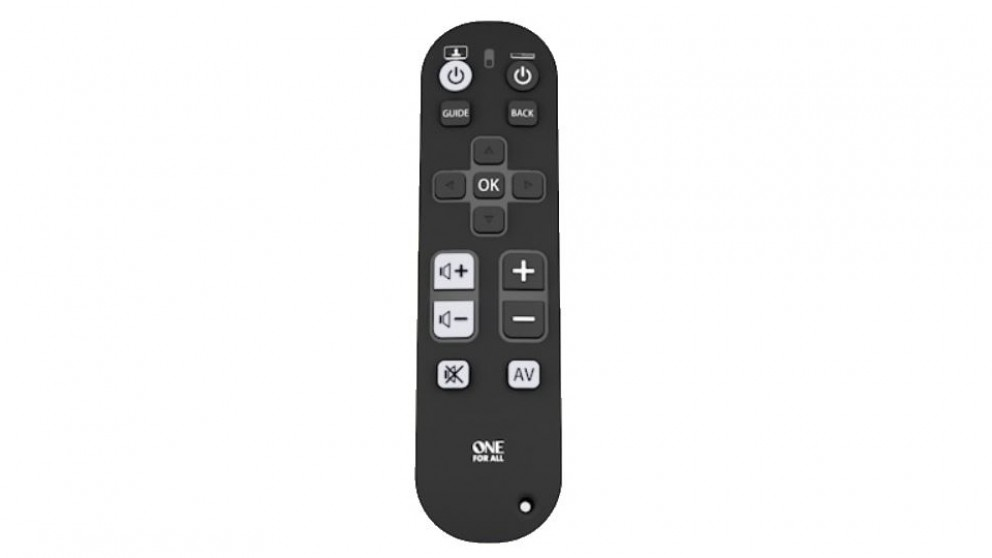 One For All Zapper Remote Control