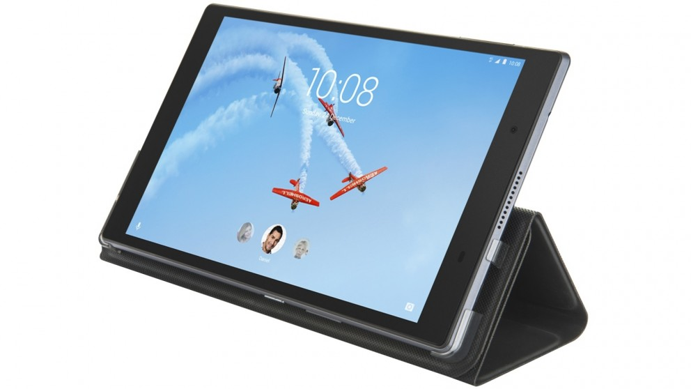Lenovo Tab 4 8 HD Folio Case - Black