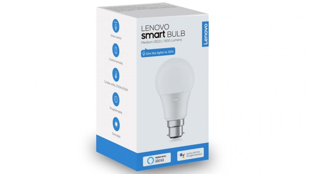 Lenovo Smart B22 White Bulb