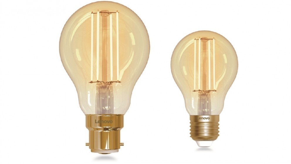 Lenovo Smart Filament Gold A60/806 Lumen Bulb