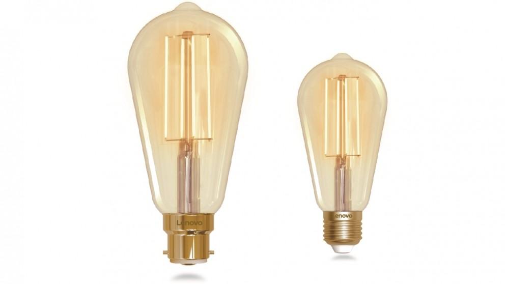 Lenovo Smart Filament Gold ST64/806 Lumen Bulb