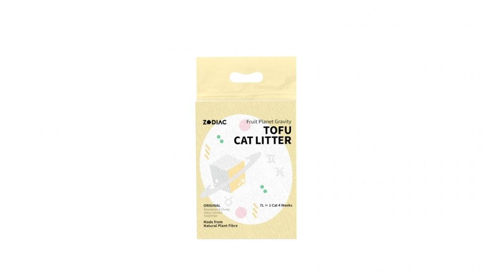 Zodiac Fruity Tofu Cat Litter 7 Liters - Original