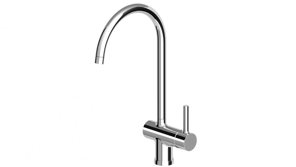 Zucchetti Pan High Arch Chrome Sink Mixer