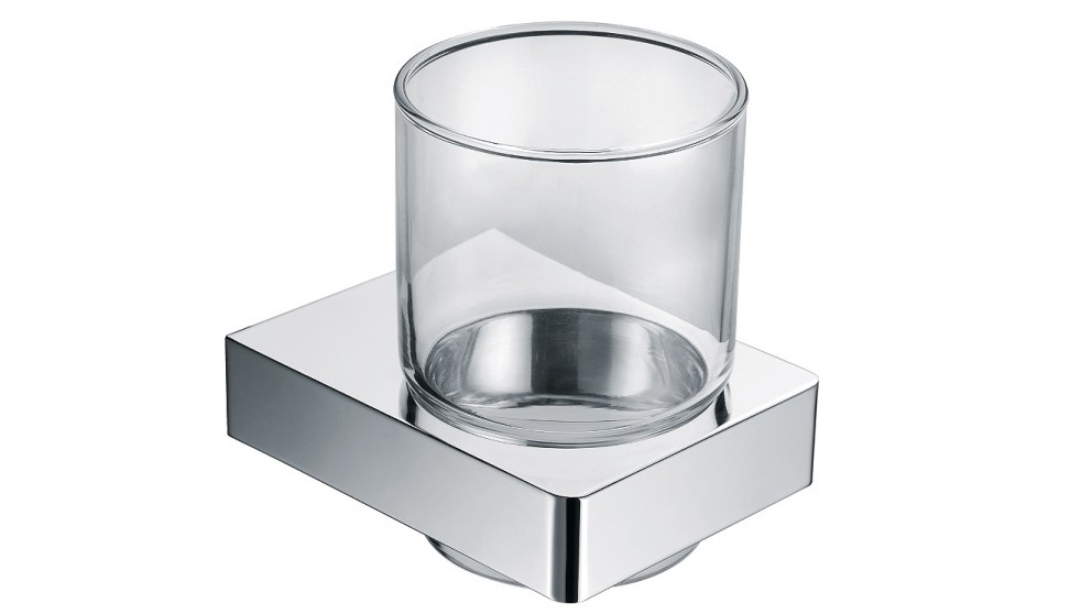 Arcisan Zara Chrome Glass Holder