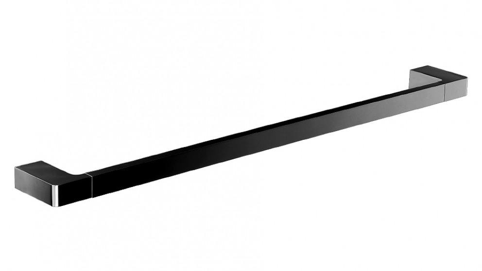 Arcisan Zara Matte Black 80cm Towel Rail