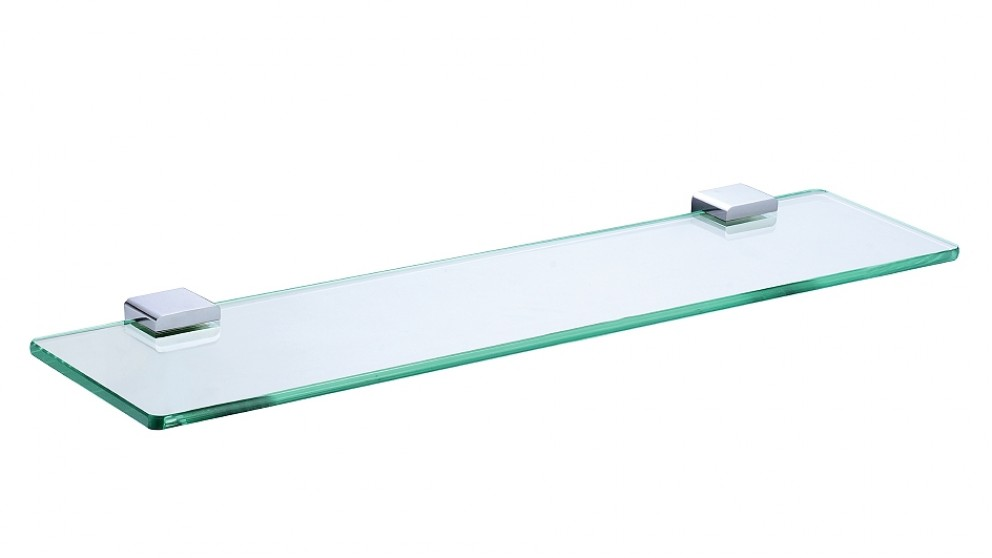 Arcisan Zara Chrome Glass Shelf