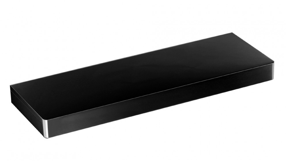 Amazing Arcisan Zara Matte Black Shelf