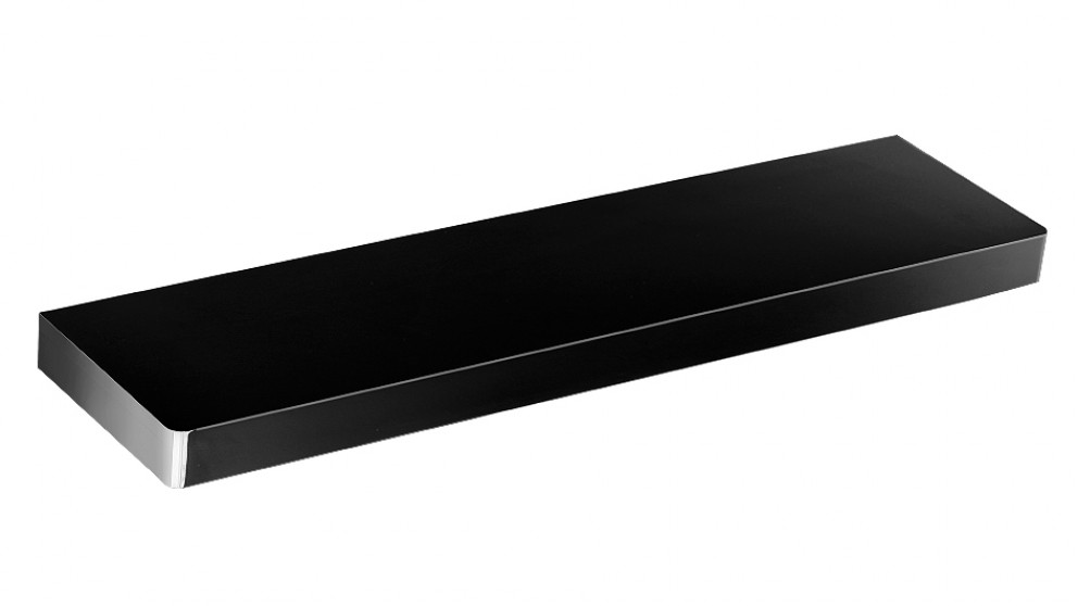 Arcisan Zara Matte Black 40cm Shelf