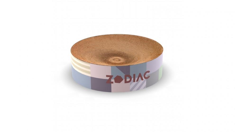 Zodiac Round Cat Scratcher - Moruya