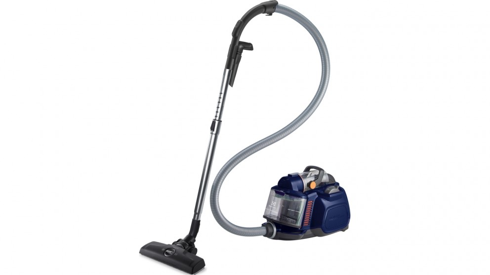 Electrolux SilentPerformer Bagless Vacuum Cleaner - Deep Blue