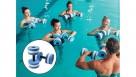 Serrano EVA Water Aerobics Dumbbell Aquatic Barbell Aqua Fitness x 2