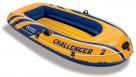 Intex Challenger 2P Boat Set