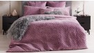 L'Avenue Piper Blush Velvet Quilt Cover Set