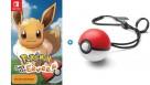 Pokemon: Let's Go Eevee + Pokeball Plus Bundle - Nintendo Switch