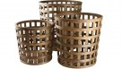 Robert Gordon Lattice Basket Set of 3