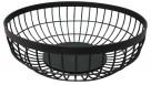 L.T. Williams Fruit Bowl Round - Black