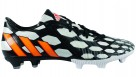 Adidas Men's Predator Absolion LZ World Cup 2014 Firm Ground Football Boots - Size 8