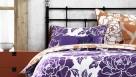 Peony Grape European Pillowcase