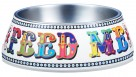 Gummi Pet Feed Me Dog Bowl