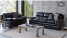 Salford 2 Piece Leather Lounge Suite
