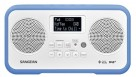 Sangean DAB+/FM-RDS Portable Digital Radio Receiver