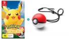 Pokemon: Let's Go Pikachu + Pokeball Plus Bundle - Nintendo Switch