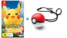 Pokemon: Let's Go Pikachu + Pokeball Plus Bundle - Nintendo Switch