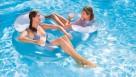 Bestway Double Ring Float Pool Lounge