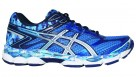 Asics Gel Cumulus 16 Size 7.5 Mens Running Shoe - Aqua/White/Blue Ribbon