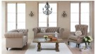 Royale 2 Piece Fabric Lounge Suite