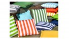 Hali Outdoor Scatter Striped Cushion
