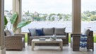 Capella Outdoor 4-Piece Lounge Setting