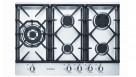 Westinghouse 750mm 5 Burner Gas Cooktop - Stainless Steel