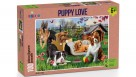 Funbox Puzzle Puppy Love Puzzle 100 pieces