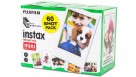 Instax Mini 60 Sheets Instant Film - White