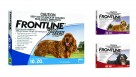 Frontline Plus 3 Pack Dog Flea Treatment