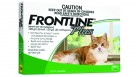 Frontline Plus Flea Control for Cats 3 Pack