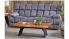 Axel 2.5-Seater Powered Reclining Sofa