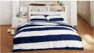 Norfolk Stripe Quilt Cover Set
