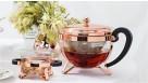Bodum Chambord 1.3L Tea Pot - Copper
