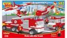 Best-Lock 582 Piece Fire Crew Set