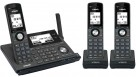 Vtech 17850 3-Handset Long Range DECT360 Cordless Phone with MobileConnect